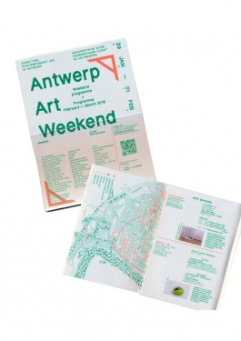 Antwerp Art Weekend 2015